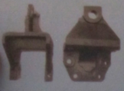 华菱重汽板簧前吊耳座29A4DQ1-11011